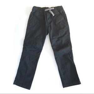 Cat & Jack Boys 4T Black Casual Pants